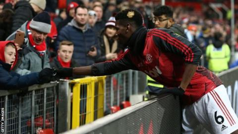'We are all one' - Pogba has anti-racism wristbands made