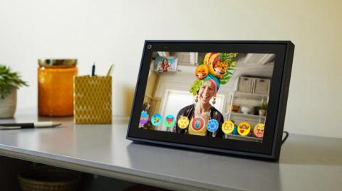 Facebook's video calling Portal devices add WhatsApp login, new features and content