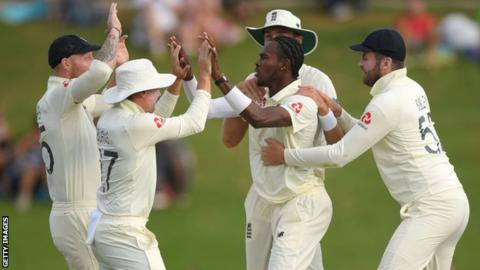 England in South Africa: Jofra Archer an injury doubt for Cape Town Test