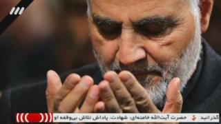 Inside Iran: Defiant Iranians mourn 'martyr'