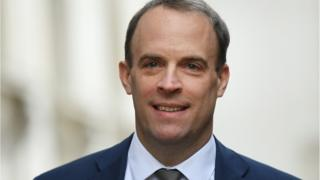 Iran attack: Foreign Secretary Dominic Raab condemns missile strikes