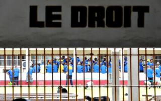 DR Congo jail: Inmates starve to death in Makala Prison