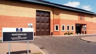 HMP Whitemoor: Prison officer 'stabbed from behind with bladed weapons'