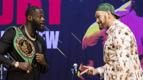 Wilder v Fury II: Tyson Fury fears he will not get a points decision in the United States