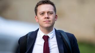 Attacked journalist Owen Jones