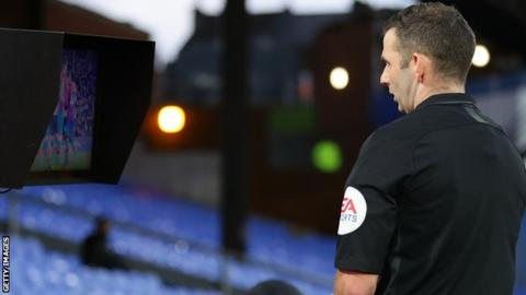 Premier League referees instructed to make more use of pitchside monitors