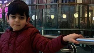 Boy missing from M1 services