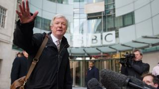 Lord Hall to step down as BBC