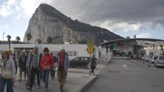 Brexit: UK rules out Gibraltar-EU travel deal