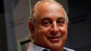 US drops assault charges against Sir Philip Green