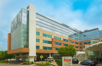 Morristown Medical Center Raises the Roof on Cardiac Care, Completing Two-Story Expansion of New Jersey's Leading Heart Hospital