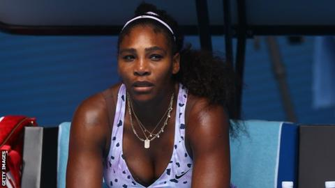 Serena Williams knocked out of Australian Open by Wang Qiang in third round