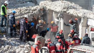 Turkey earthquake: Rescue efforts near end as death toll rises