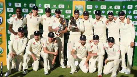Sky is the limit for England - Root reflects on series win