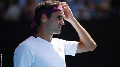 Federer saves seven match points in Australian Open quarter-final win