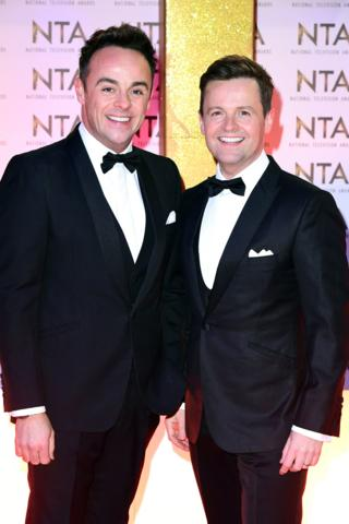 National Television Awards 2020: Red carpet in pictures