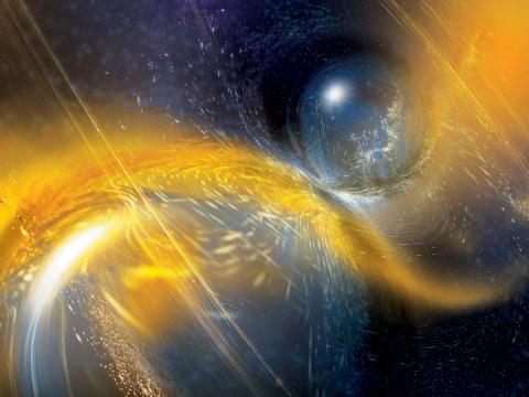 Scientists detected ripples in space and time from a potentially new class of collision in the universe. Their observatory cracked a 100-year-old mystery posed by Einstein.