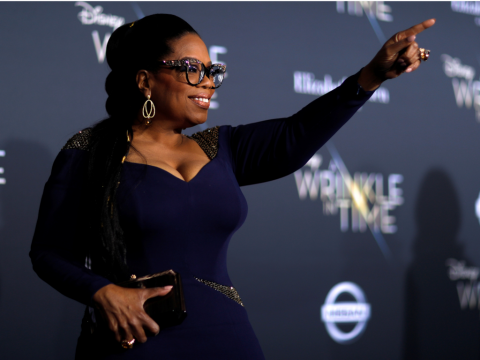 Oprah Winfrey has dropped her Apple TV+ documentary on the Time's Up movement, citing creative differences with the directors