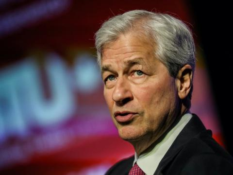 JPMorgan Chase just reported record profits for 2019 a?? and CEO Jamie Dimon says it's due to these tech priorities