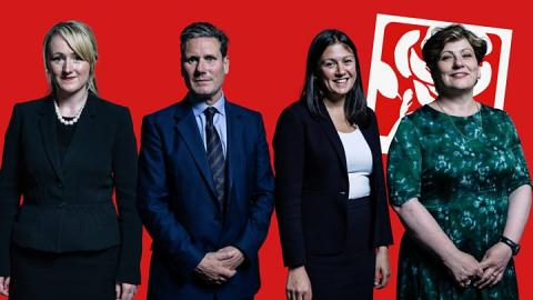 Labour leadership: Nandy says party