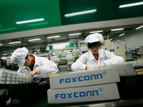 Wuhan coronavirus wona??t affect iPhone production, according to Applea??s China manufacturer Foxconn (AAPL)