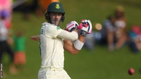 Du Plessis steps down as South Africa captain