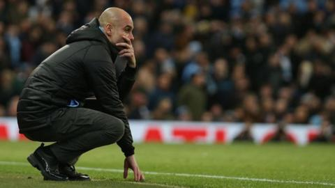 Guardiola intends to stay at Man City despite European ban