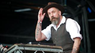 DJ and producer Andrew Weatherall dies