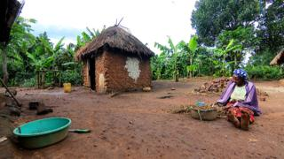 The Ugandan village devastated by elephantiasis