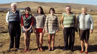 Fair Isle: The remote island where jumpers are always in fashion
