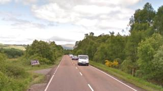 Baby and girl, 3, among four people killed in crash near Fort William