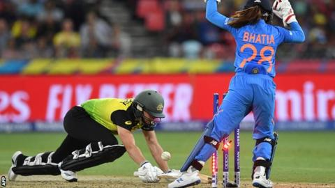 India shock favourites Australia in T20 World Cup opener