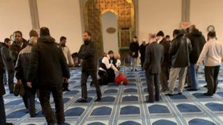 London Central Mosque stabbing: Man charged