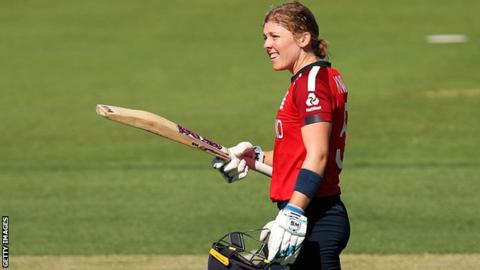Knight hits century as England beat Thailand