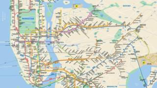 Creator of New York City subway map Michael Hertz dies