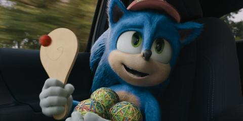 'Sonic the Hedgehog' has the biggest opening weekend ever for a video game movie with $57 million