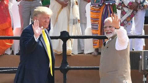 Trump India visit: The key diplomatic takeaways