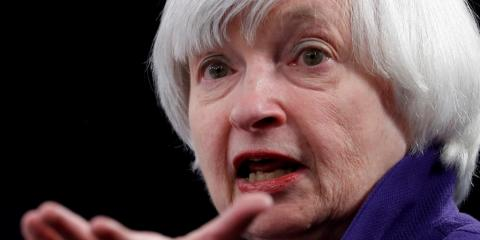 Coronavirus could drive the US economy into recession, ex-Fed chief Janet Yellen warns