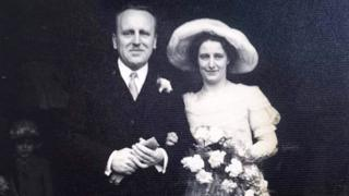 Anglesey love letters penned 72 years ago return to family