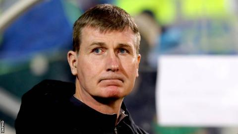 Kenny replaces McCarthy as Republic of Ireland boss