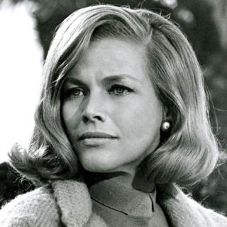 Actress Honor Blackman was a role model for women