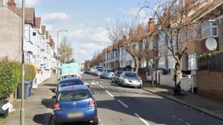 Police officer attacked during West Hendon chase