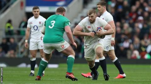 George Kruis: England and Saracens lock to move to Japan at end of season