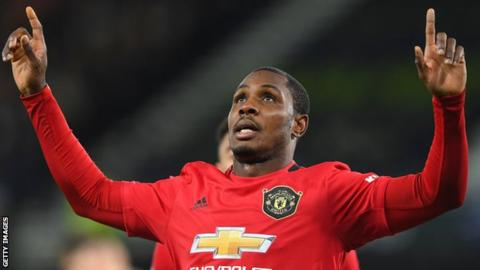 Ighalo set for China return with Man Utd unable to agree loan extension