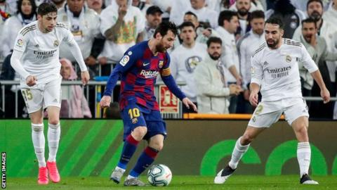 La Liga to resume on 11 June, says Spanish league
