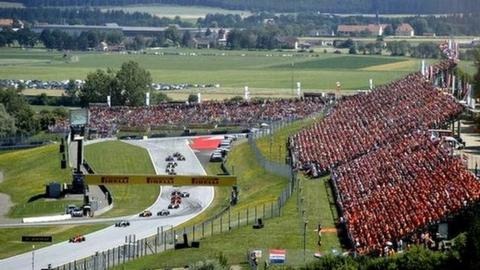 Austria government gives green light to host F1 season openers in July