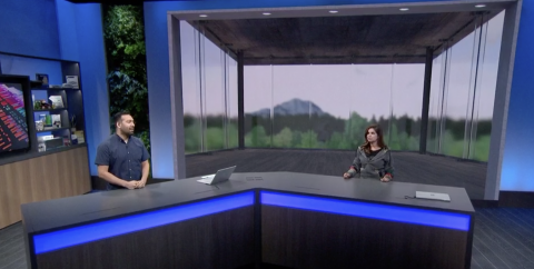 Microsoft's Build keynote showcases the accessibility and awkwardness of online events