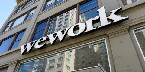 WeWork could fail as costs spiral and social distancing hits offices, real-estate boss predicts