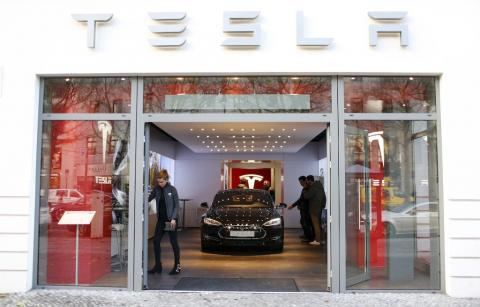 Tesla shareholders will vote on whether the company should do something it's never done before: advertise (TSLA)