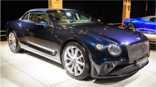 Bentley: Luxury carmaker to cut up to 1,000 jobs